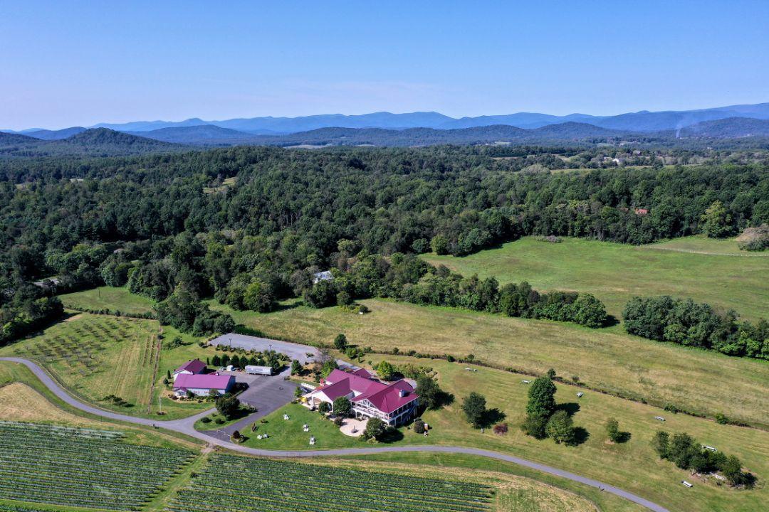 Virginia Winery and Vineyard